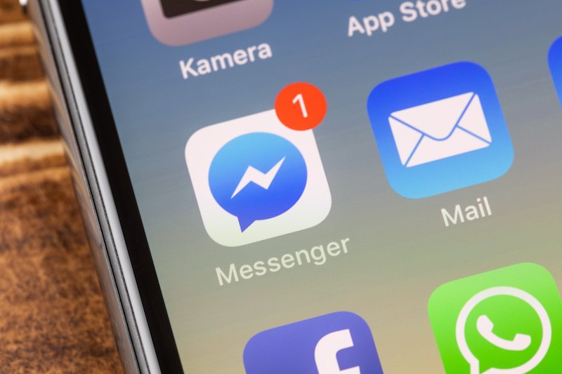 Facebook Announces a Faster, Smaller and Simpler Messenger for iOS