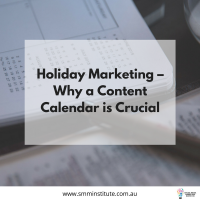 Holiday Marketing – Why a Content Calendar is Crucial