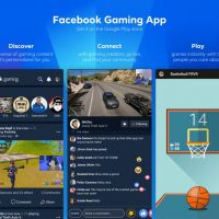 Facebook Launches a New Gaming App